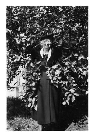 Grandma Oline Hopland, Undated.