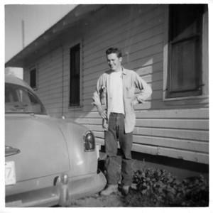 Jimmy Wick, August 1956