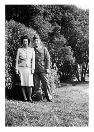 Sophie & Gordon Scott, undated.