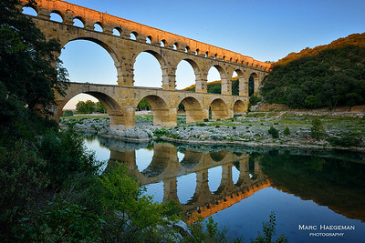Pont du Gard, Gard - 1st Century
