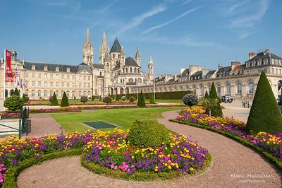 Caen, Calvados - Abbaye aux Hommes, 11-13th century