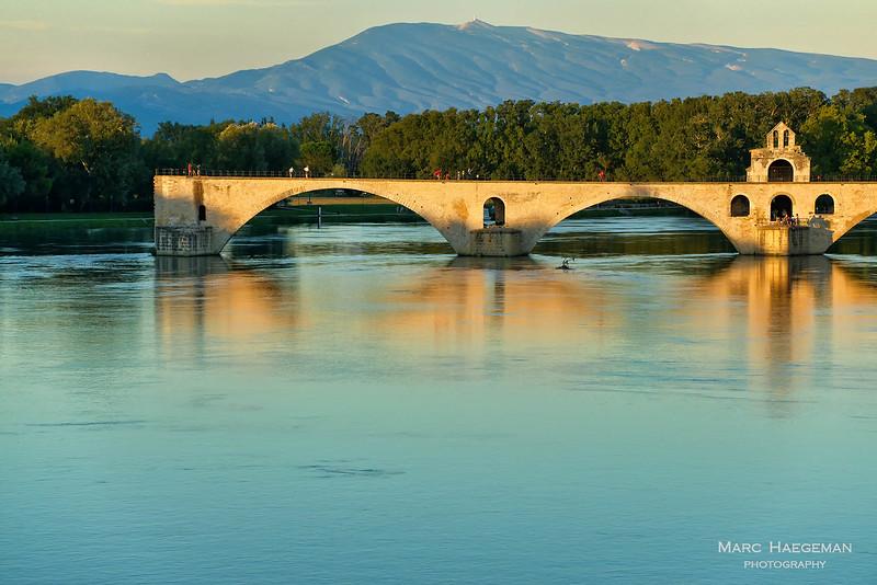 Avignon, Vaucluse -  Pont Saint-Bénézet