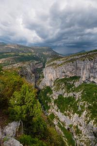 La Route des Crêtes, Alpes-de-Haute-Provence