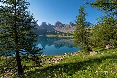 Lac d'Allos - Alpes-de-Haute-Provence