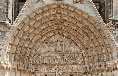 Portal of the Last Judgment, 1260