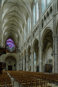 The nave from crossing