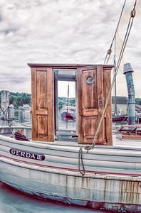 Looking Beyond to the Past - Mystic Seaport