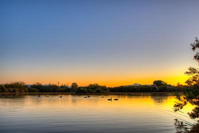 Riparian Sunrise