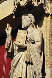 Le Beau Dieu d'Amiens