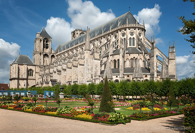 Saint-Etienne in Bourges
