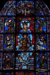Notre-Dame de la Belle Verrière (c. 1180)