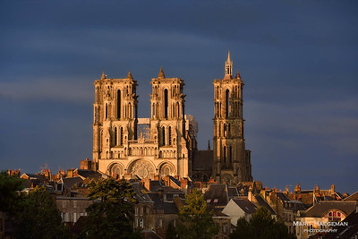 The cathedral of Laon