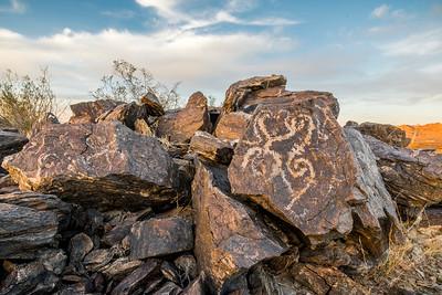 I-11 Petroglyphs #2