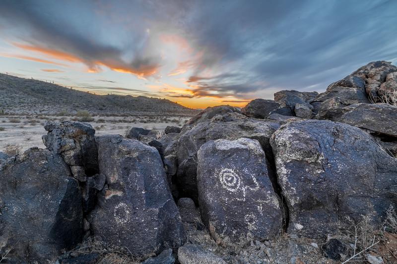 I-11 Petroglyphs #6