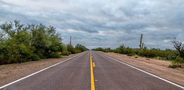 I-11 - San Joaquin Road #1