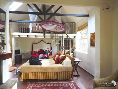 Giraffe Manor - The Blixen Suite