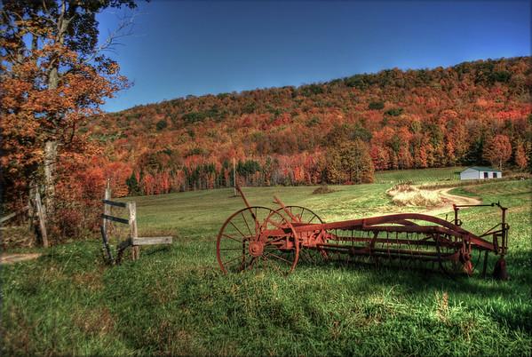 Sullivan County, PA Autumn