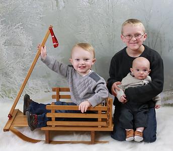 Lauren Christmas Family