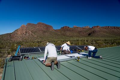 Solar Panel Installation #5