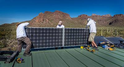 Solar Panel Installation #6