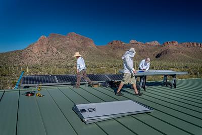 Solar Panel Installation #3
