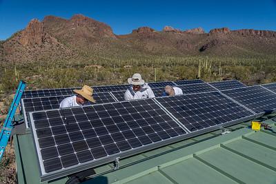 Solar Panel Installation #8