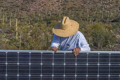 Solar Panel Installation #9
