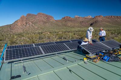 Solar Panel Installation #2