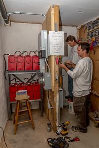 Installing Solar Equipment #1