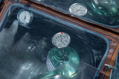 Rainwater Pasteurizaron