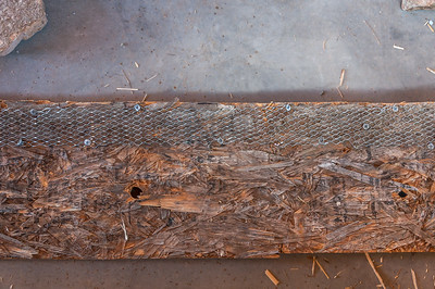 Form Board With Metal Lathe