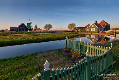 Time-travelling at the Zaanse Schans