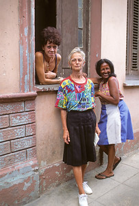 Three Women in Havana
