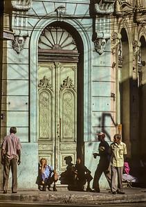 Matanzas Street Scene
