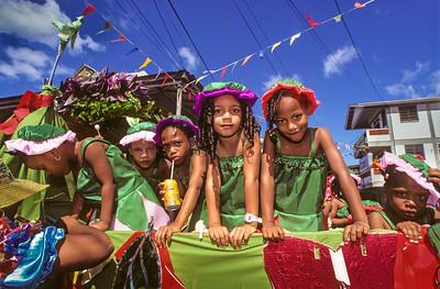 Dominica Carnival Parade #2