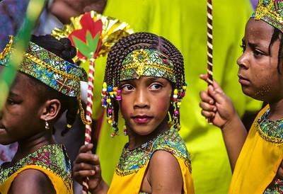 Dominica Carnival Parade #1