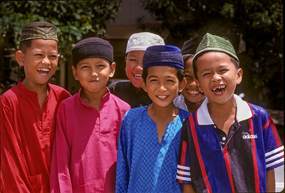 Muslim Boys