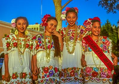 Yucatan Dancers
