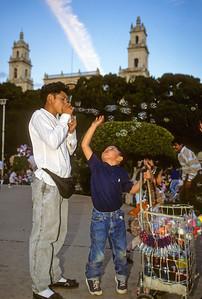 Bubbles, Yucatan