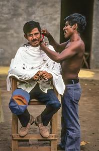 Haircut, Nicaragua