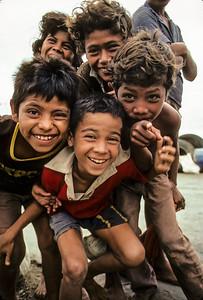 Happy Nicaraguan Children