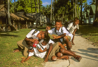 Thai Boys After School