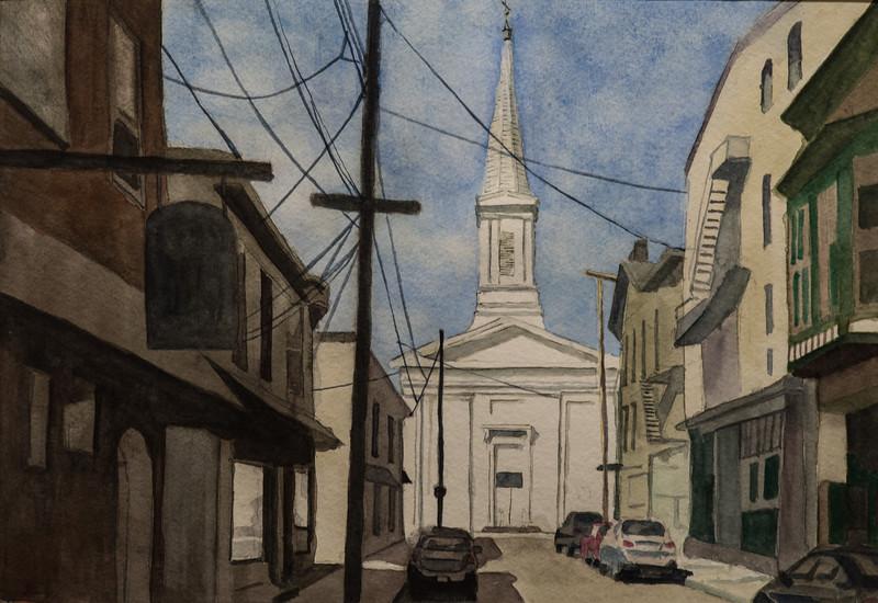 Lambertville, NJ