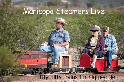 Maricopa Live Steamers Railroad, Glendale
