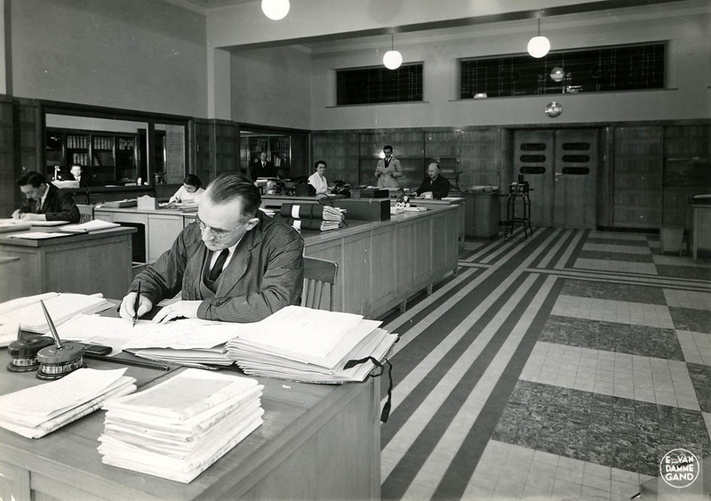 The new office building (1937/38)