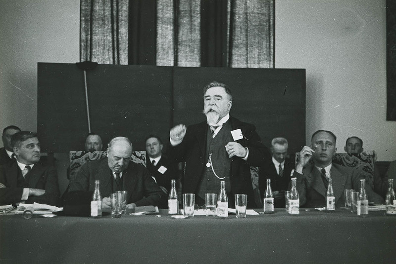 Congress of the liberal trade union (1935)