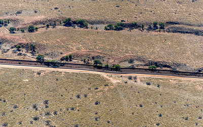 United States/Mexico Border