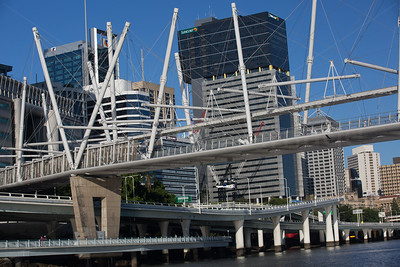 Under the Bridges in Brisbane