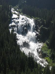 Waterfall in Stubai