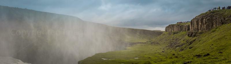 Mist over Gullfoss